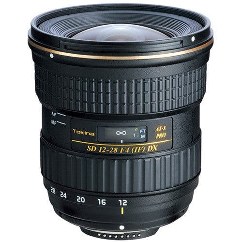 Tokina AT-X 12-28mm f4 for APS-C