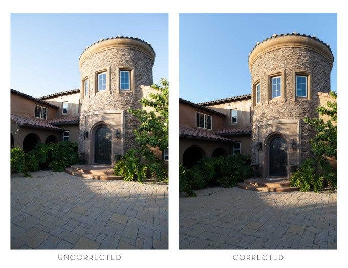 Lens corrections are incredibly easy thanks to software like Lightroom. Shot at f5.6