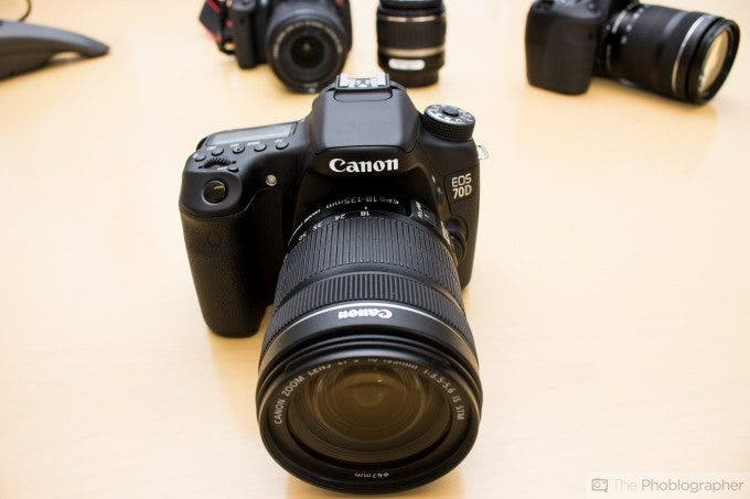 Chris Gampat The Phoblographer Canon 70D First Impressions product photos (1 of 8)ISO 4001-125 sec at f - 5.6