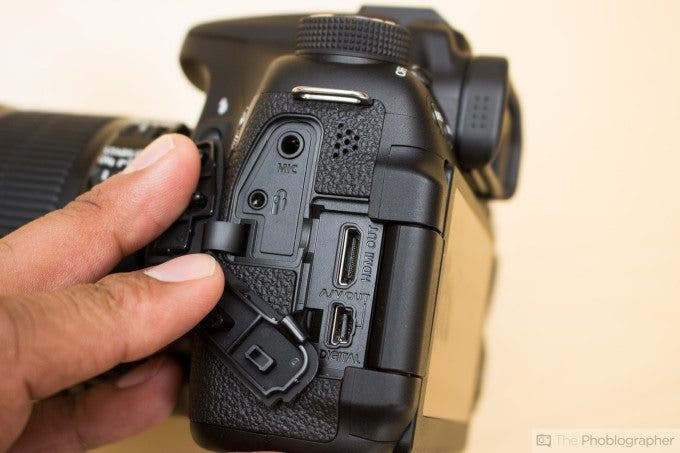 Chris Gampat The Phoblographer Canon 70D First Impressions product photos (5 of 8)ISO 4001-125 sec at f - 5.6