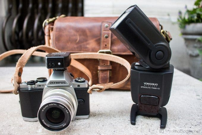 An ONA product with a TAP and DYE strap on a beautiful camera like the OMD EM5 worked perfectly for our Essentials series.