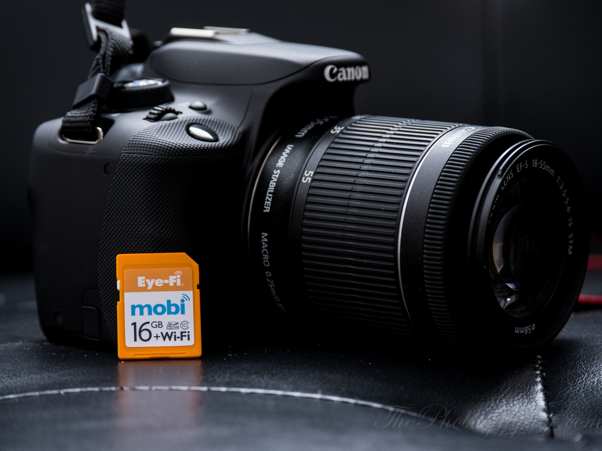 Review: Eye-Fi Mobi SDHC Card (16 GB)