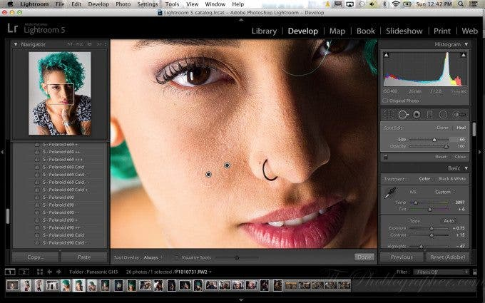 Chris Gampat The Phoblographer Lightroom 5 review images (10 of 13)