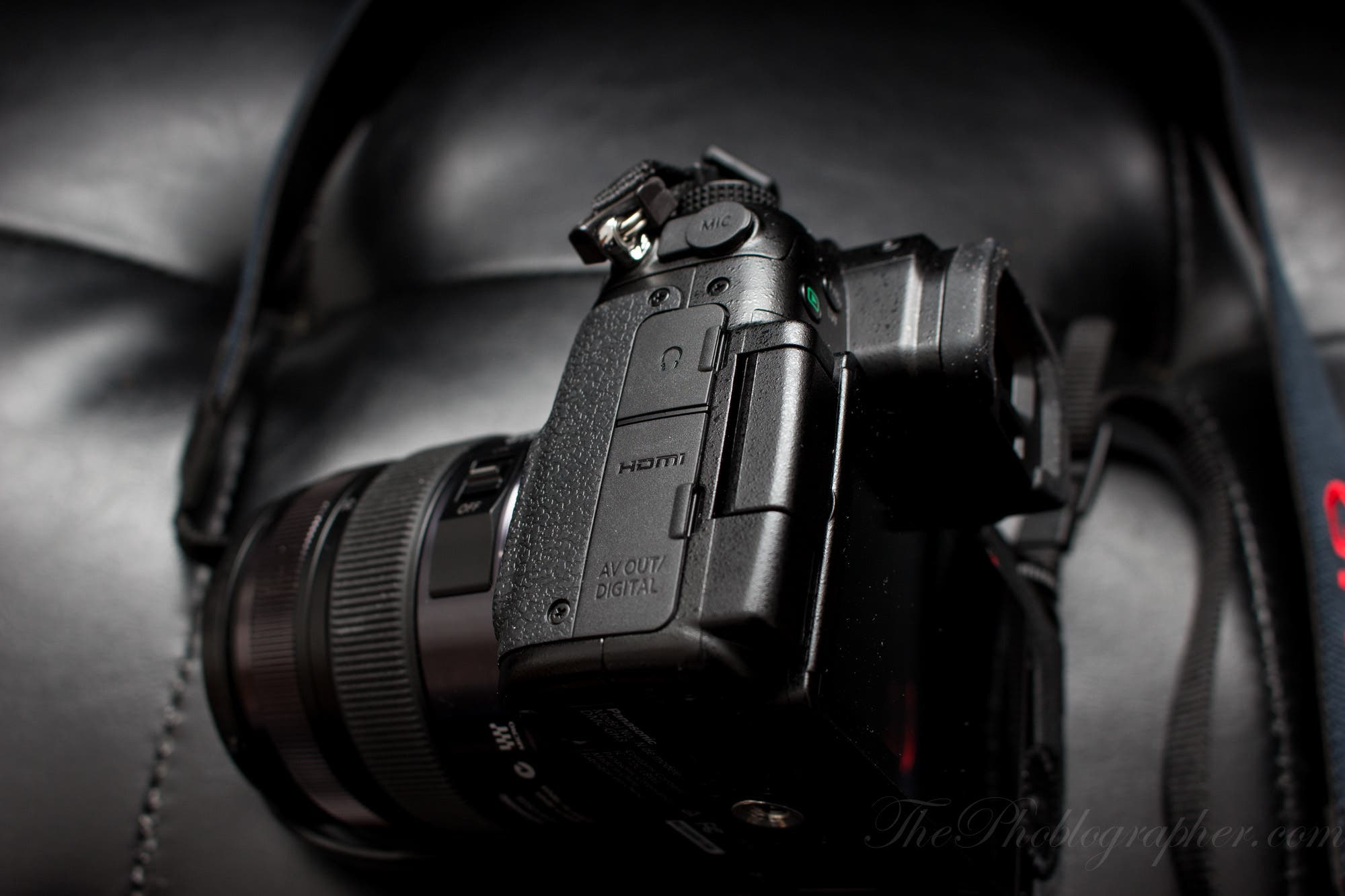 Review: Panasonic GH3 - The Phoblographer