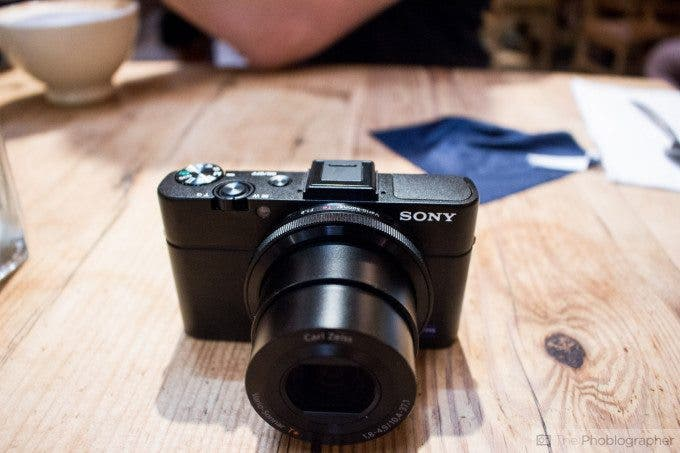 Chris Gampat The Phoblographer Sony RX100M2 product photos first impressions (1 of 8)ISO 32001-50 sec at f - 3.5