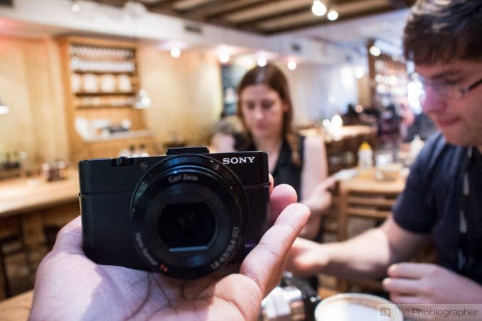 Chris Gampat The Phoblographer Sony RX100M2 product photos first impressions (8 of 8)ISO 32001-30 sec at f - 4.5