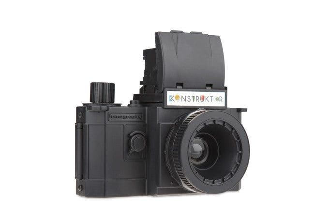 Lomography Announces the Konstruktor DIY SLR Camera