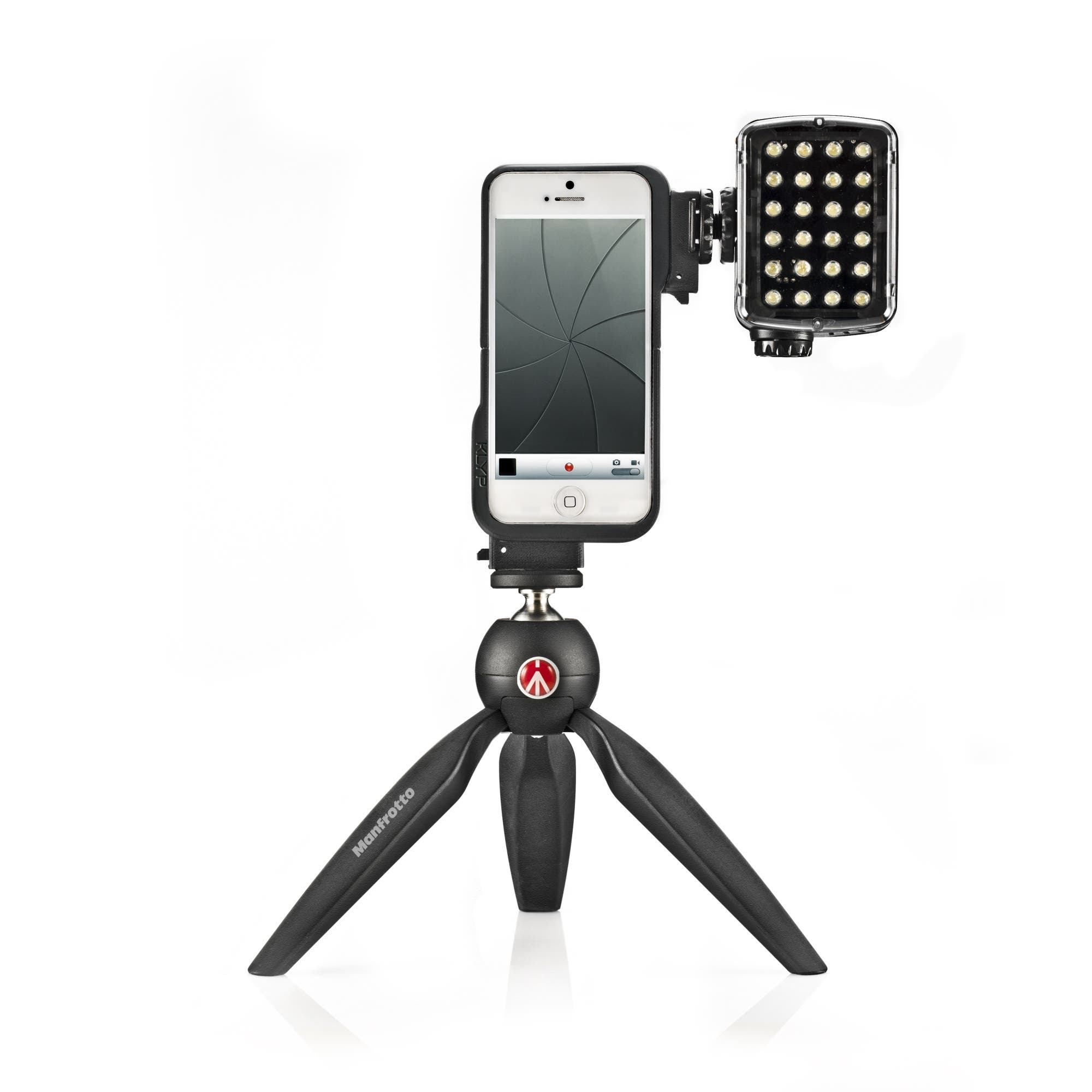Manfrotto Announces KLYP Case and KLYPAPP for iPhone 4/4S/5