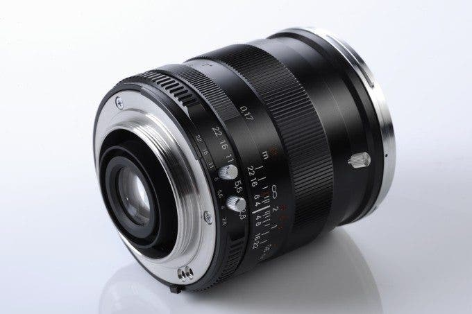 Zeiss Announces Industrial Lenses With M42 Screw Mount