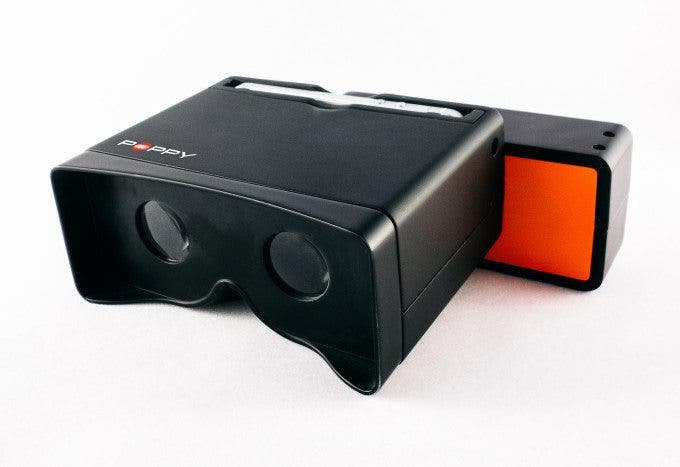 Poppy is a New Kickstarter Campaign That Aims at Making Your iPhone a 3D Camera