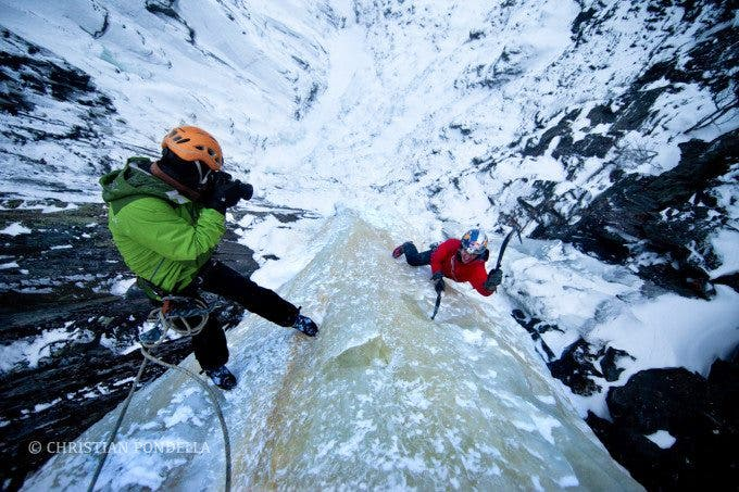 Christian Pondella and Will Gadd - Norway