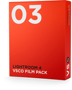 Review: VSCO Film Pack 3 (Lightroom Integrated)