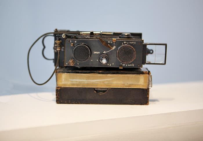 100 Year Old Photos Discovered in Verascope Camera
