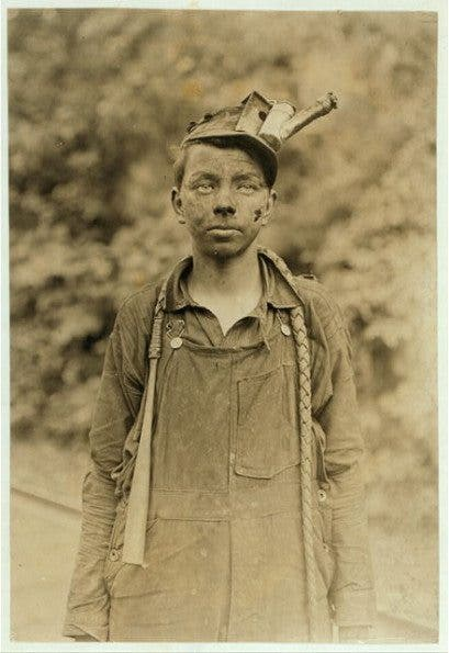 Lewis Hines Photos Helped Put an End to Mass Child Labor