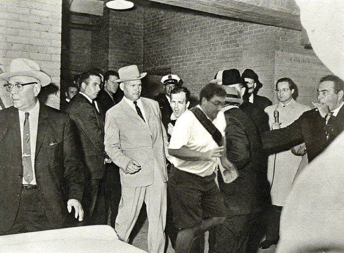 In the way of Jack Ruby