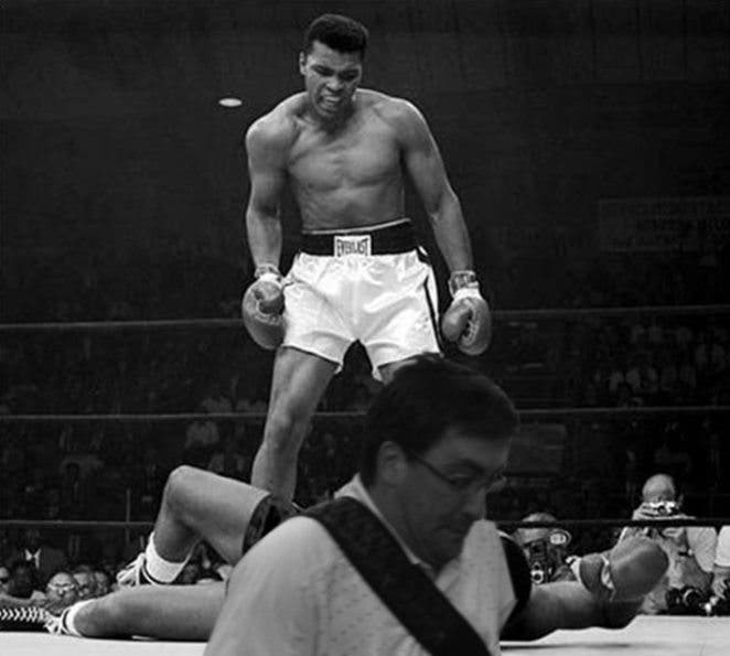 In the way of Mohammed Ali