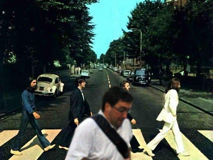 In the way of Abbey Road