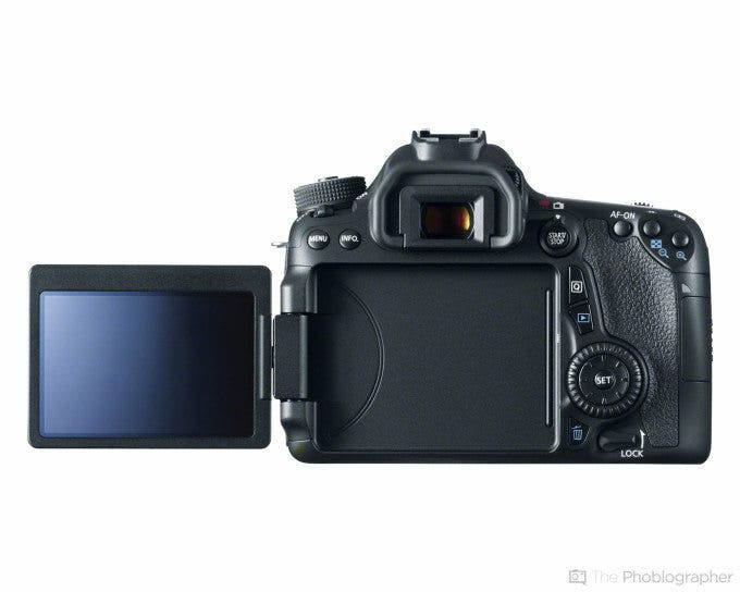 Chris Gampat The Phoblographer Canon 70D product images for announcement (2 of 6)