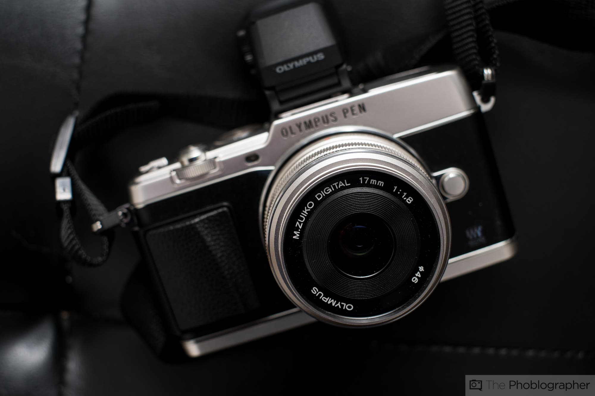 The Psychology of Creative PhotographyReview: Olympus Pen E-P5