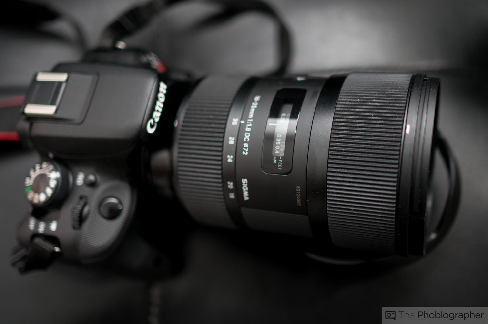 Review: Sigma 18-35mm f1.8 (Canon EF) - The Phoblographer