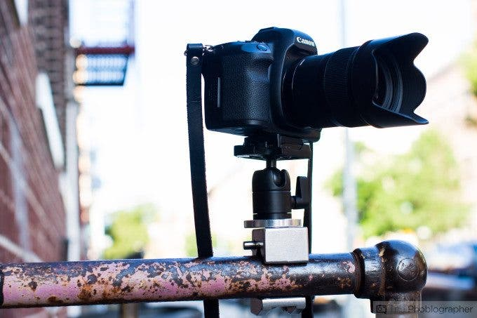 How to Turn Nearly Anything into a Tripod for Under $100