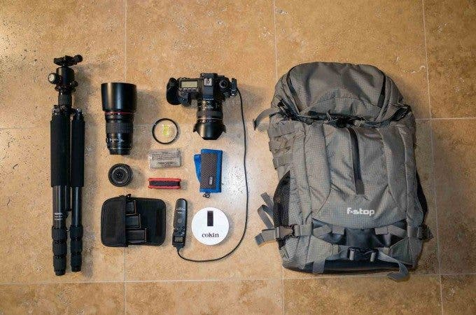 Essentials: The Outdoor Photographer