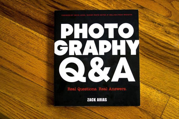 Review: Photography Q & A: Real Questions. Real Answers by Zack Arias
