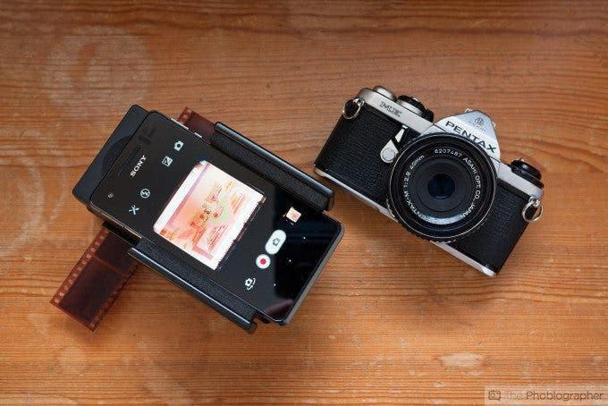 Felix Esser The Phoblographer Lomography Smartphone Film Scanner Review