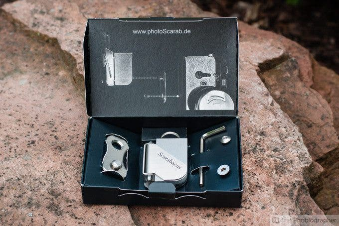Felix Esser The Phoblographer Scarabaeus Camera Clip Review