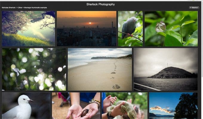 Customization Code Makes Your Smugmug Gallery Look Like Your Flickr