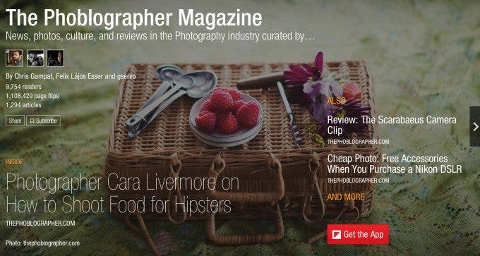 Bored at Work? You Can Now Peruse Our Flipboard Magazine From the Web!