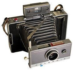 polaroid 100 land camera