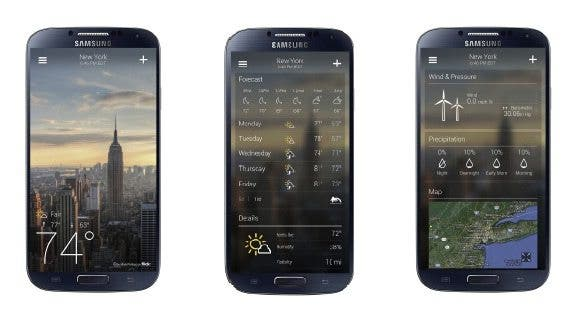 Yahoo! Weather App Comes to Android