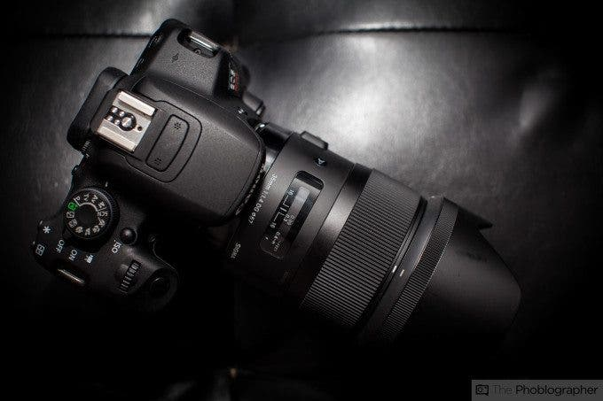 Chris Gampat The Phoblographer Canon T5i camera review product images (1 of 7)ISO 1001-200 sec at f - 4.5