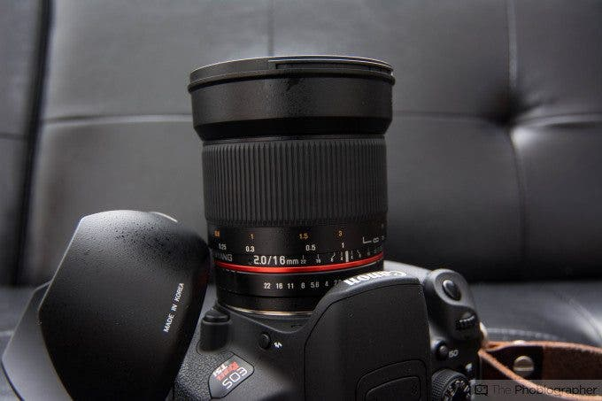 Chris Gampat The Phoblographer Samyang 16mm f2 first impressions (15 of 17)ISO 4001-30 sec at f - 5.6