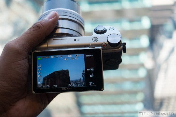 Chris Gampat The Phoblographer Sony NEX 5T first impressions (10 of 12)ISO 2001-105 sec at f - 2.8