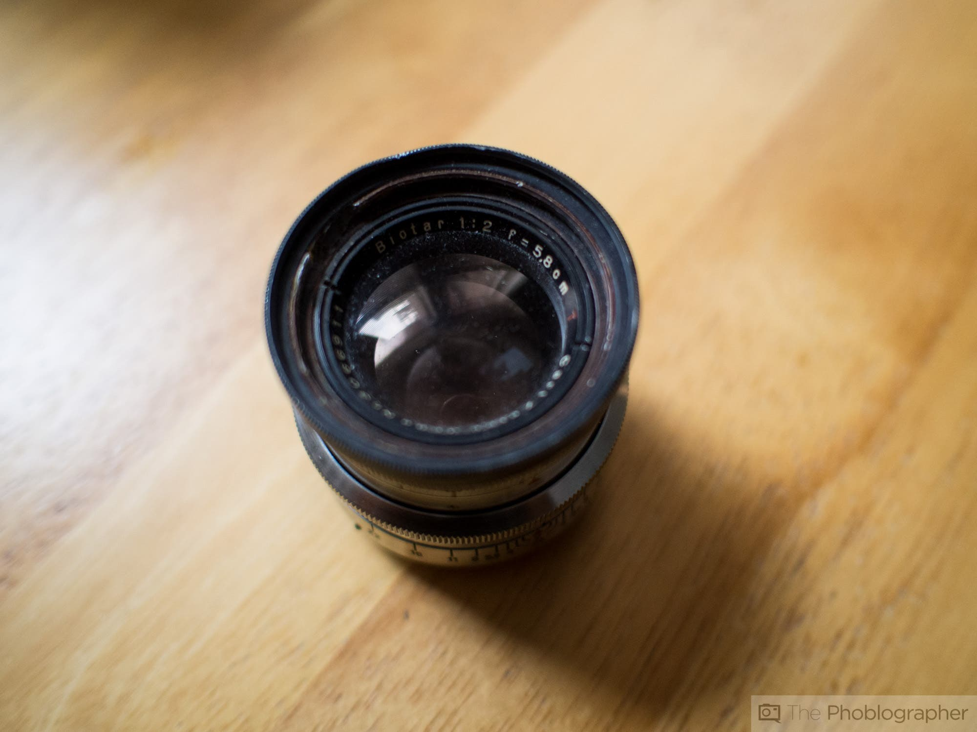 How to check the lens when buying - the main features