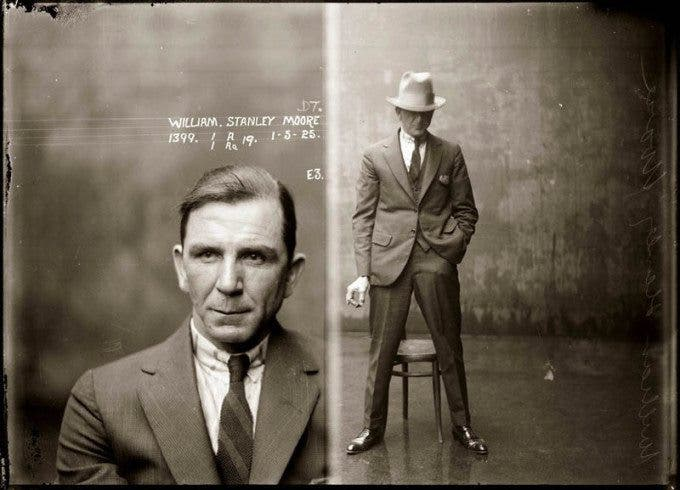 Mugshots from the 1920s are Significantly Cooler Than Mugshots from Today - The Phoblographer