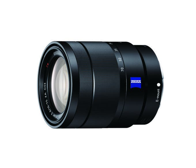 Sony Zeiss 16-70mm Zoom Lens