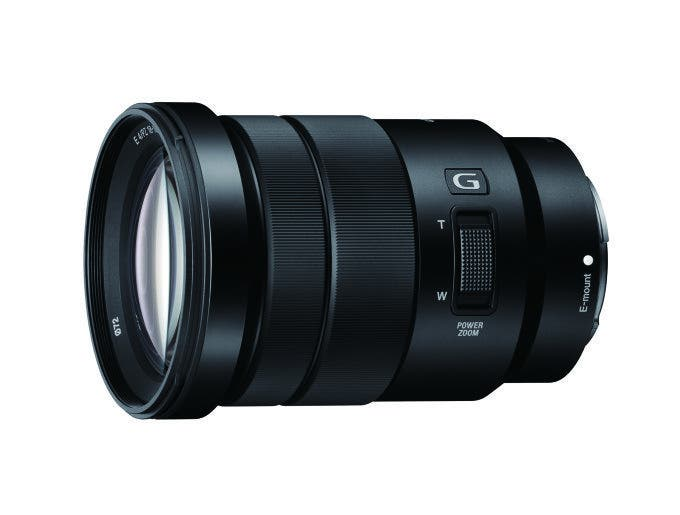 Sony G 18-105mm Power Zoom Lens