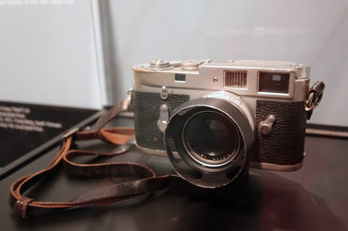 "Picture ""Newseum Leica M2 Vietnam"" by Mr. T in DC on Flickr"