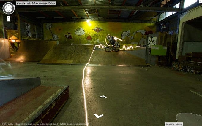 Chris Gampat Google Street View The Phoblographer Light Painting (1 of 4)
