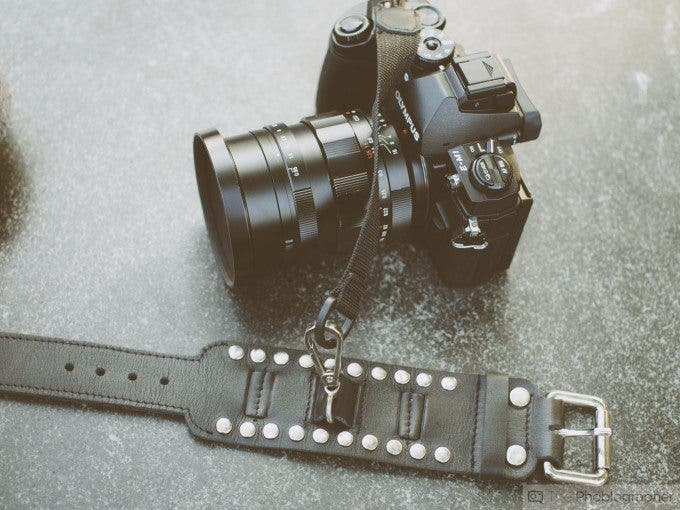 Review: CamCuff Wrist Strap