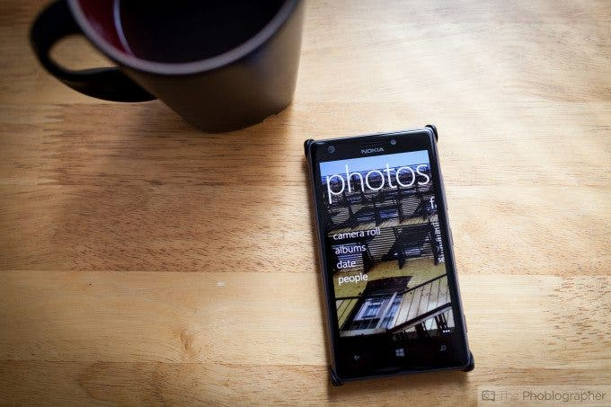 Chris Gampat The Phoblographer Nokia Lumia 925 review product photos (3 of 9)ISO 2001-80 sec at f - 2.5