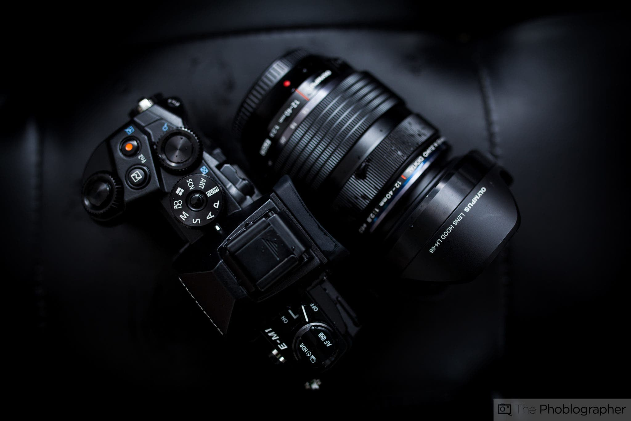 Review: Olympus OMD EM1 (Micro Four Thirds) (Slightly NSFW) - The