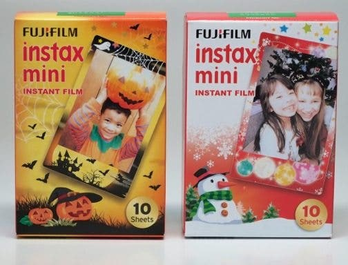 Fujifilm Instax Halloween Holiday  3539