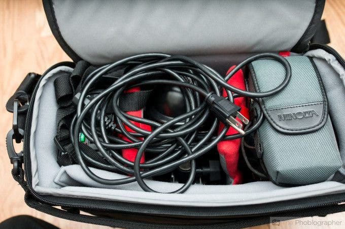 Chris Gampat The Phoblographer Manfrotto Shoulder Bag 30 product photos (10 of 10)ISO 2001-250 sec at f - 3.2