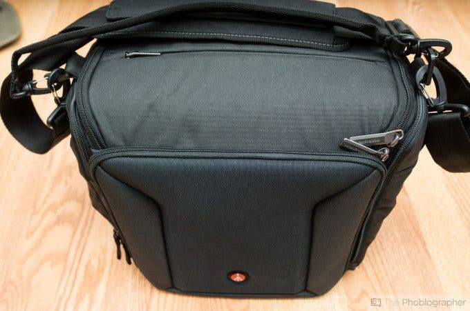 Chris Gampat The Phoblographer Manfrotto Shoulder Bag 30 product photos (2 of 10)ISO 2001-250 sec at f - 3.2