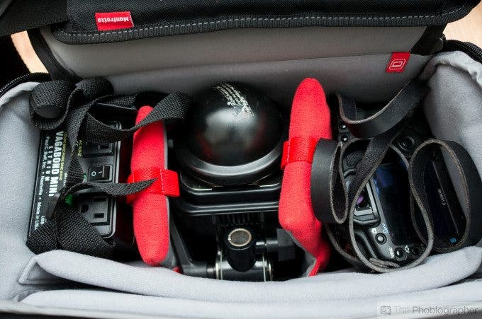 Chris Gampat The Phoblographer Manfrotto Shoulder Bag 30 product photos (9 of 10)ISO 2001-250 sec at f - 3.2