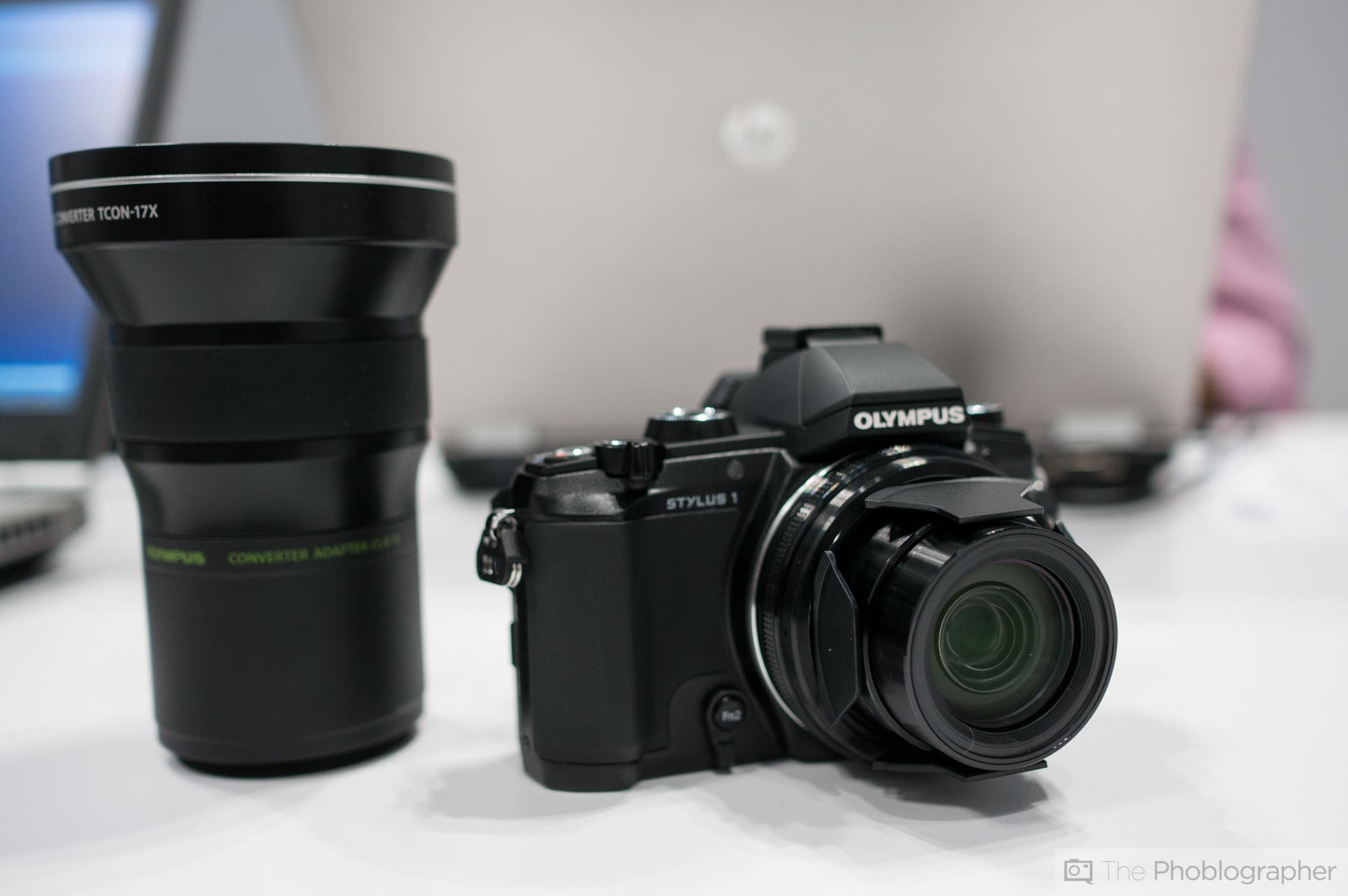 Olympus's Stylus 1 is a Small Sensor, Fixed Lens OMD; Sort of